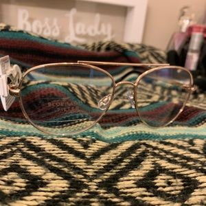 👓 NWT LAUREN CONRAD blue light glasses